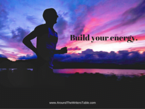 Build your energy.