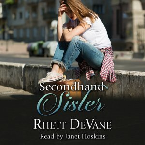 Audiobook Cover: Secondhand Sister