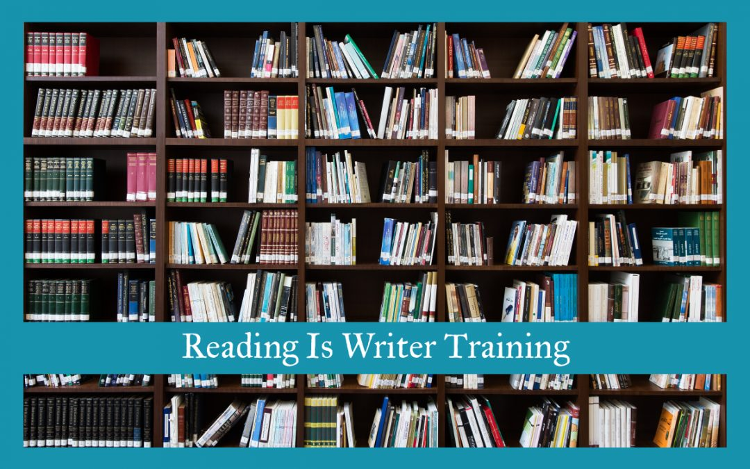 Reading Is Writer Training
