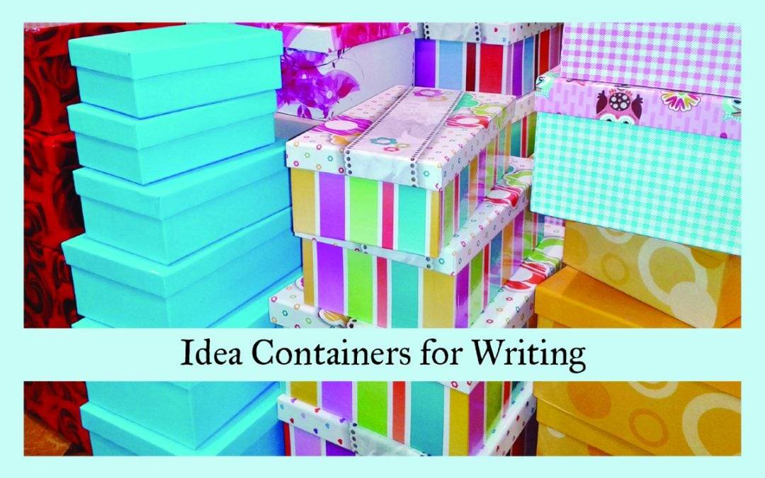 Have an Idea Container
