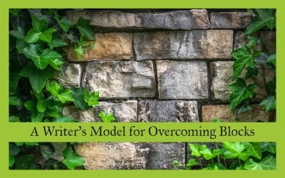 A Writer's Model for Overcoming Blocks