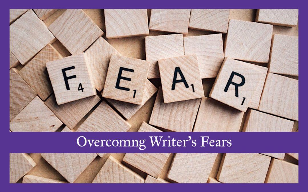 Overcoming Writer's Fear